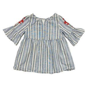 Gap For Good Bell Sleeved Peasant Dress